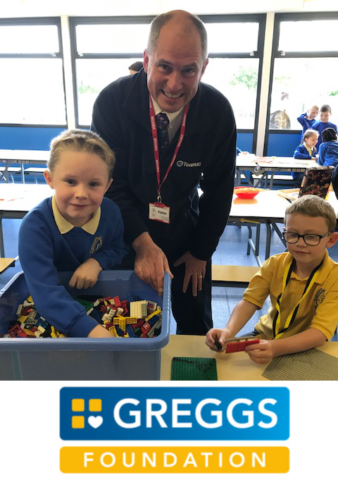Coo-Var Breakfast Club with Greggs Foundation