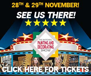 Painting & Decorating Show 2017