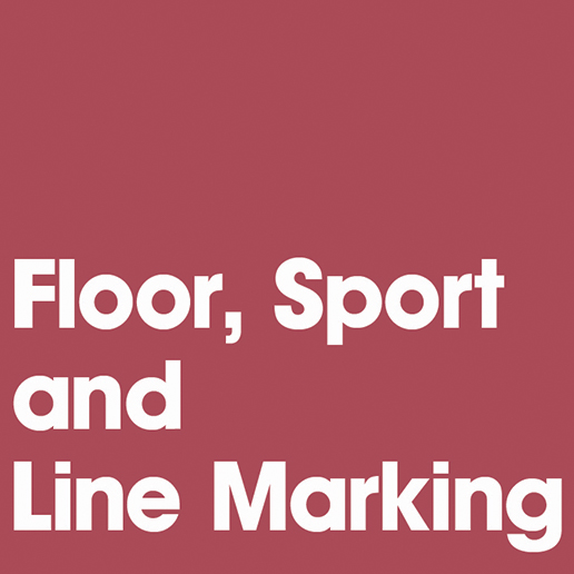Floor, Sport And Line Marking