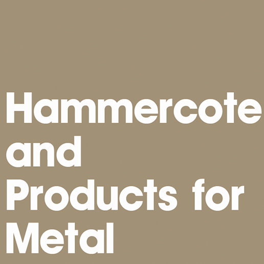 Hammercote And Products For Metal