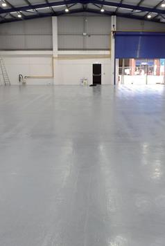 2 Warehouse Floors - Profloor