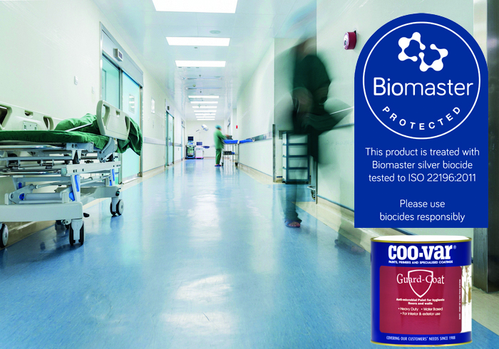 Floor & wall protection & prevention from the spread of germs