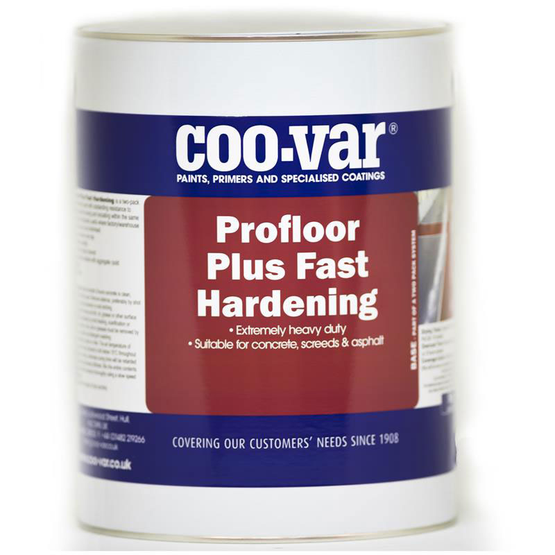 PROFLOOR PLUS FH WHITE    5 KG *** SPECIAL ORDER ONLY ***