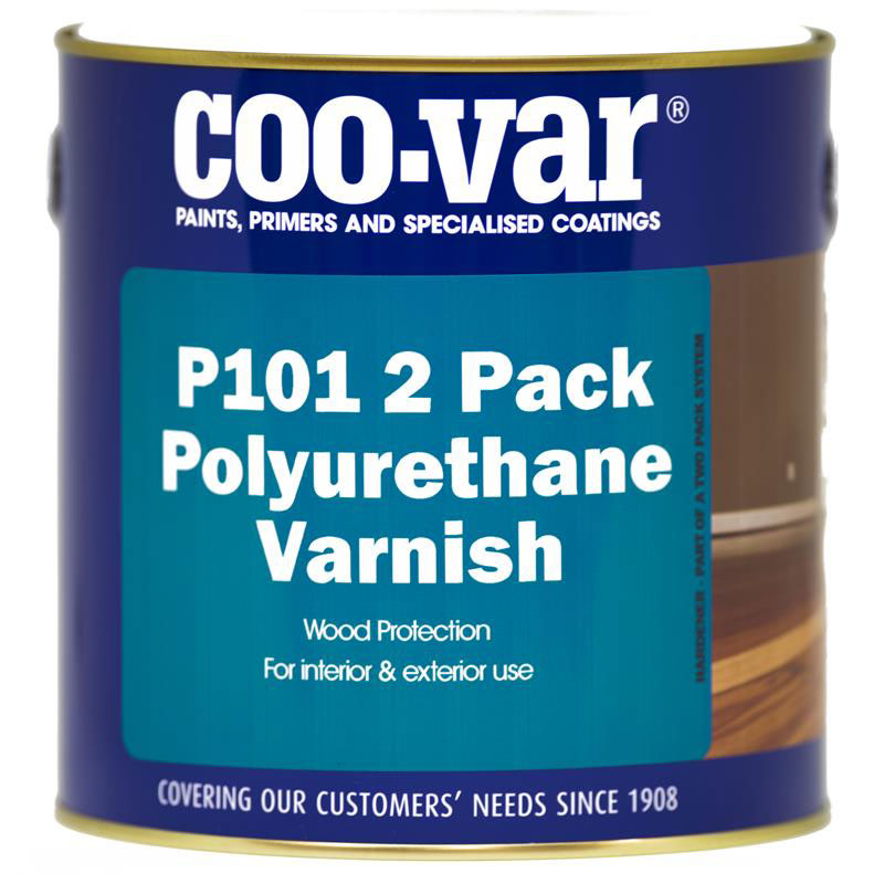 COOVAR P101 2PK POLYURETHANE       5 LT TACTILE REQUIRED