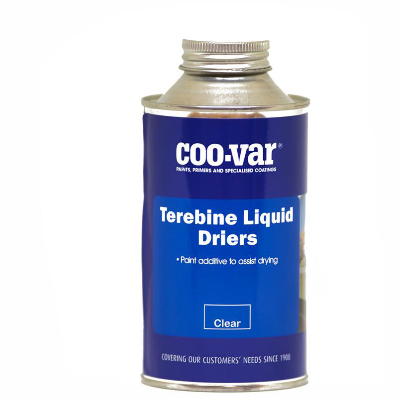 TEREBINE LIQUID DRIERS 500MLS