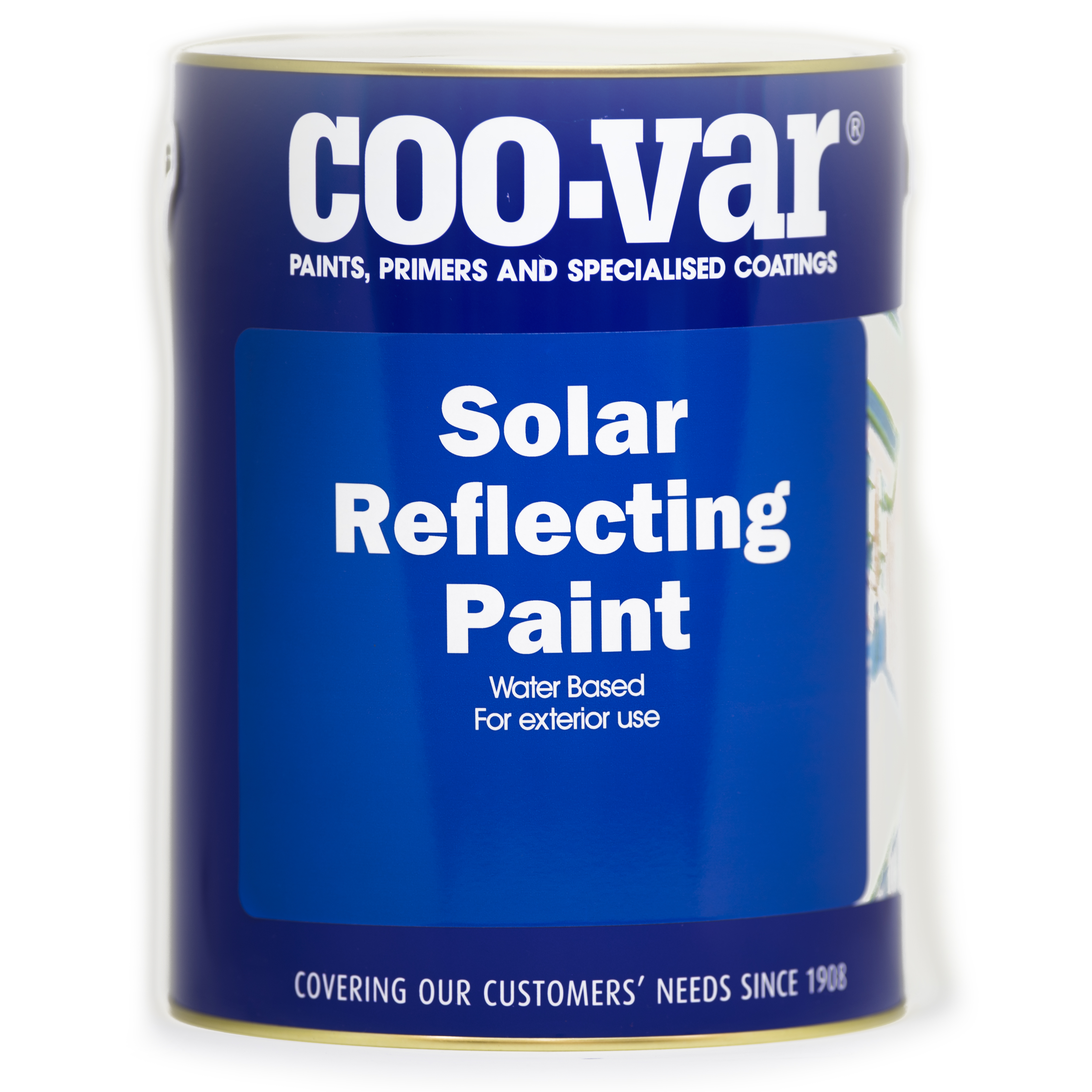 SOLAR REFLECTING PAINT WHITE 5 LITRE