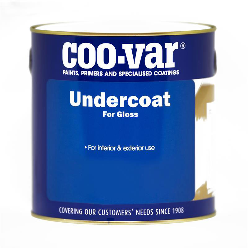 COO-VAR UNDERCOAT  LIGHT GREY 500ML
