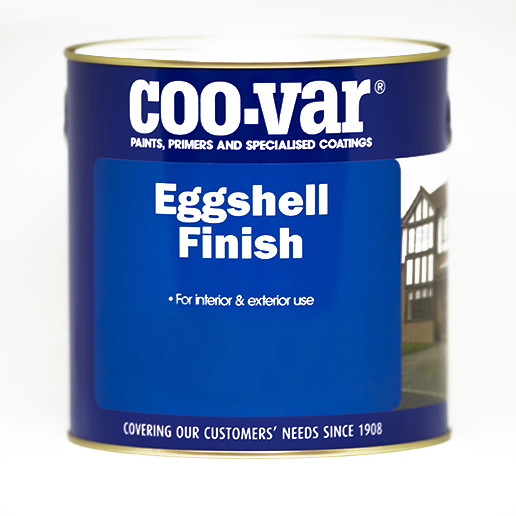 COO-VAR EGGSHELL FINISH  ANTIQUE WHITE 1LT