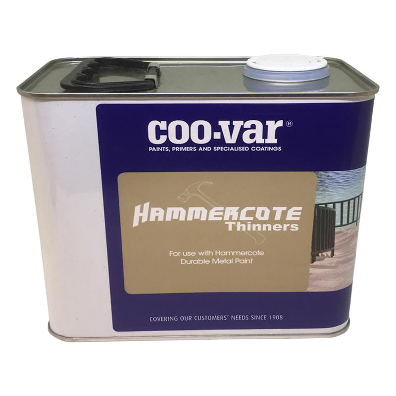 HAMMERCOTE THINNERS 500ML TACTILE REQUIRED
