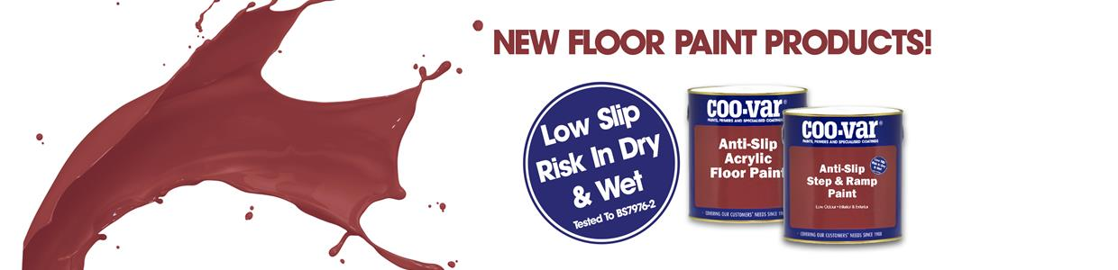 New floor products